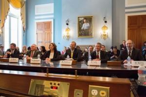 Congress Subcommittee Testimony